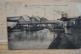 5519/BRUXELLES-Molenbeek -Au Quai De Mariemont - Molenbeek-St-Jean - St-Jans-Molenbeek