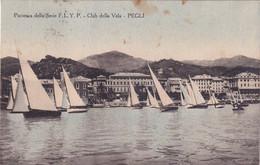 GENOVA PEGLI PANTENZA DELLA SERIE CLUB VELA - PIEGA - Genova (Genoa)