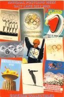 USA Postcard 2002 National Postcard Week - Salt Lake City - Mint (T24-39) - Beursen Voor Verzamellars