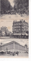 LOT003........10 CPA BEZIERS - 5 - 99 Postcards