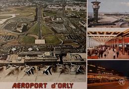 Orly - L'aéroport - Souvenir Et Multivues - Aviation - Beauvais