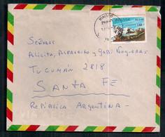 Bolivia - Enveloppe Timbrée Moderne - Bolivia
