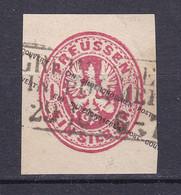 Preussen - 1861 - Michel Nr. 16 GA - Gestempelt - Prusse