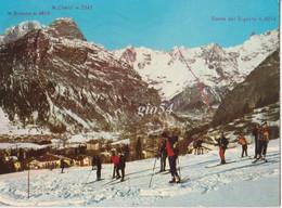Aosta Courmayeur Monte Bianco Campi Di Sci Fg - Other Cities