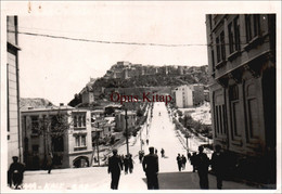 Snapshot - 6x9 Cm | Turkey, Ankara, 1940/50 | A View From The Streets Leading To The Castle. * - Lugares