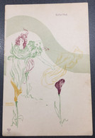 Art Nouveau - Raphael Kirchner - Myths And Legends - Rif. Dell'Aquila B.02.a - 2 - Kirchner, Raphael
