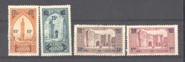 Maroc  :  Yv  124-27  ** - Unused Stamps