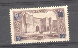 Maroc  :  Yv  126  ** - Ongebruikt