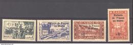 Maroc  :  Yv  200-03  ** - Unused Stamps