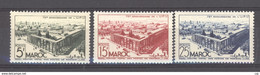 Maroc  :  Yv  285-87  ** - Unused Stamps