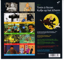 FEUILLET TINTIN ** / MNH à 1,89 - Libretti 1962-....