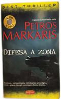 Difesa A Zona Di Petros Markaris,  2001,  Bompiani - Other