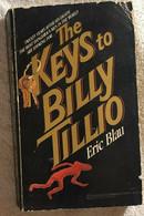 The Keys To Billy Tillio Di Eric Blau,  1984,  Pinnacle Books - Other