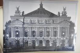 Neuf - Pochette Plastique Porte-document A4 Photo Opéra De Paris Ballet Danse Palais Garnier - Altri