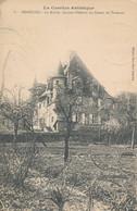 Beaulieu Sur Dordogne (19 Corrèze) La Mairie Ancien Château Du Comte De Turenne - édit. Nouvelles Galeries Circ. 1925 - Autres Communes