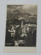 BELLUNO - Cortina D' Ampezzo Con Tofana - Hotel Vittoria E Hotel Concordia - Belluno
