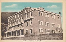 Chanac (48 Lozère) Institution Du Christ Roi - édit Basuyau Bicolore - Chanac