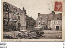 19 . Corrèze : Sornac : La Place . - Autres Communes