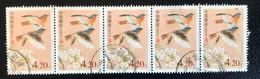 Chine - China - C1/42 - (°)used - 2002 - Michel 2325 - Vogels - Birds - Blocks & Kleinbögen