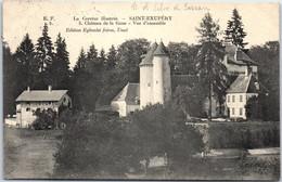 19 SAINT EXUPERY Carte Postale Ancienne [REF 50968] - Autres Communes