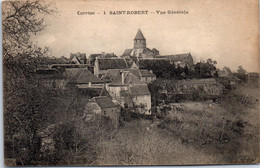 19 SAINT ROBERT Carte Postale Ancienne [REF 49656] - Autres Communes