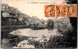 19 UZERCHES Carte Postale Ancienne [REF 49450] - Autres Communes