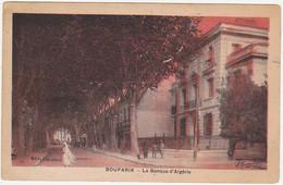 Algérie - BOUFARIK - La Banque D'Algérie - Andere Steden