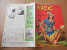 Heroic N°164 Année 1956 Be - Small Size