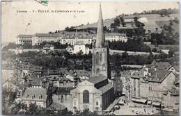 19 TULLE  Carte Postale Ancienne [REF 52045] - Autres Communes