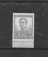 België 1912 Y&t Nr°  115 (**) - 1912 Pellens