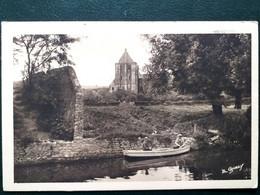 50 ,  Saint Sauveur Le Vicomte  ,le Château Des Harcourt ,vue Générale - Saint Sauveur Le Vicomte