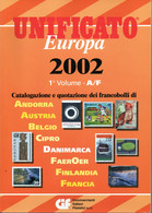 D21942 - UNIFICATO EUROPA 2002 - 1° VOLUME - Italia