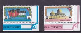 Palestine - Yvert 5 + 13 ** - Valeur 6,30 Euros - Palestine