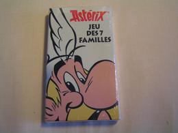 Bistrot & Alimentation > Cartes à Jouer - Jeu Des 7 Familles - Astérix - - Autres