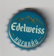 Dop-capsule Edelweiss Hofbräu Linz (A) - Bière