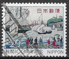 JAPAN # FROM 1972 STAMPWORLD 1158 - Gebraucht