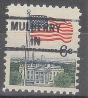 USA Precancel Vorausentwertungen Preos, Locals Indiana, Mulberry 841 - Precancels