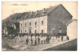 CPA- Carte Postale  -Algérie Boghar La Caserne 1916-VM38078 - Andere Steden