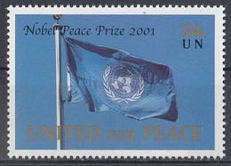 UNITED NATIONS New York 888,unused - Ungebraucht
