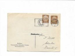 Ganzsachenkarte Berlin 1939 - Cartas