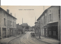 CIVRAY- Rue Du Grand-pont - Other Municipalities