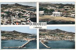 DJIDJELLI - VUE MULTIPLE - N° 130 - Andere Steden