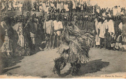 SENEGAL #27883 NIGER BOBO DIOULASSO DANSE SORCIER - Sénégal