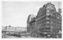 75 PARIS 10 #22842 GRAND HOTEL DE L EUROPE BOULEVARD STRASBOURG TRAMWAYS AUTOS AUTOMOBILES - Arrondissement: 10