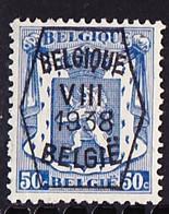 België  Typo Nr. 380 - Typo Precancels 1936-51 (Small Seal Of The State)