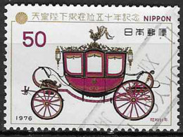 JAPAN # FROM 1976 STAMPWORLD 1292 - Gebraucht