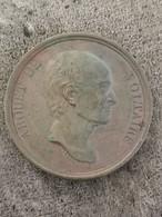 Médaille AROUET DE VOLTAIRE PAR DUMAREST / 20,5 G 36 Mm - Royal / Of Nobility
