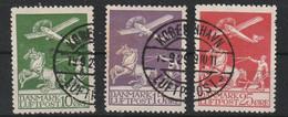 Francobolli Danimarca 1929 Posta Aerea (AIR MAIL) - Gebraucht