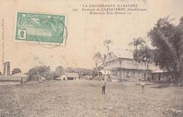 LA GUADELOUPE ILLUSTREE - N° 193 - ENVIRONS DE CAPESTERRE (Guadeloupe) HABITATION BOIS DEBOUT (2) - Zonder Classificatie