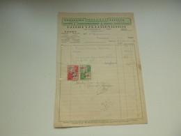 Document ( 723 )   Factuur   Facture  -    M. Van Maele - Verhelle   Thielt  Tielt - Other